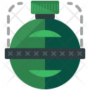 Canister Bottle Water Icon