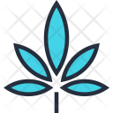 Cannabis Drug Hemp Icon