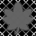 Cannabis Addiction Marijuana Icon