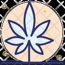 Hemp Cannabis Marijuana Icon