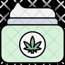 Lotion Cannabis Cannabidiol Icon