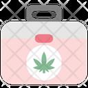 Cannabis Box Icon
