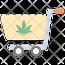 Cannabis Candy Icon