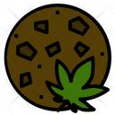 Cannabis Cookies Icon