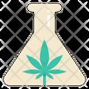 Cannabis Drug Medicine Icon