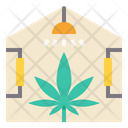 Plant Farm Marijuana Icon