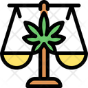 Cannabis Law Icon