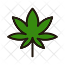 Cannabis Leaf Icon
