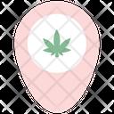 Cannabis Location Icon