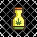 Cannabis Oil Icon