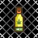 Cannabis Oil Cartridge Icon