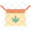 Cannabis Package Icon