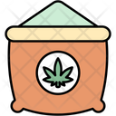 Sack Cannabis Cannabidiol Icon