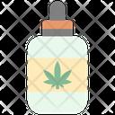 Serum Cannabis Cannabidiol Icon