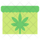 Cannabis Store Icon