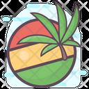 Cannabis Symbol Icon