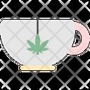 Cannabis Tea Icon