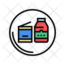 Canned Food Department Icon