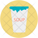 Canned Soup Healthy Icon