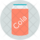 Canned Drink Cola Icon