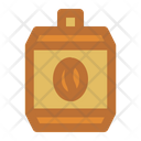 Canned Coffee Icon
