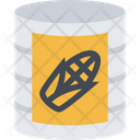 Canned Corn Icon
