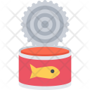 Canned fish Icon