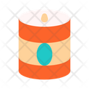 Canned Food Stored Food Packed Food Icon