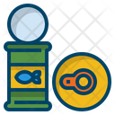 Food Canned Can Icon