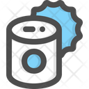 Canned Food Sardines Canned Sardines Icon
