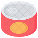 Canned Can Food Icon