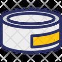 Canned Food Food Food Tin Icon