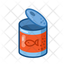 Canned Food Food Meal Icon