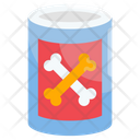 Canned Food Icon
