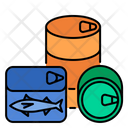 Canned Food Food Can Icon