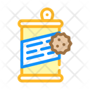 Canned Food Allergy Canned Food Icon