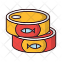 Canned Goods Canned Food Food Jar Icon