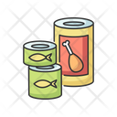 Canned Goods Soup Icon