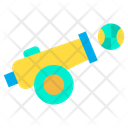 Circus Cannon Toy Cannon Entertainment Icon