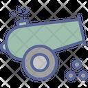 Bomb War Explosive Icon