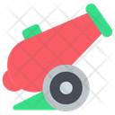 Cannon Circus Gun Icon