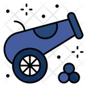 Cannon Weapon Circus Icon