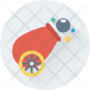 Cannon Howitzer Siege Icon