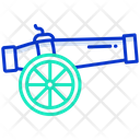 Cannon Weapon War Icon