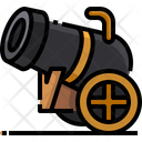 Cannon Military War Icon
