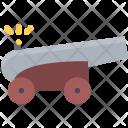 Cannon Bandit Pirate Icon