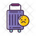Iunable To Travel Cannot Travel Unable To Travel Icon