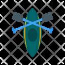 Boat Canoe Icon