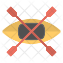 Kayak Canoe Boat Icon