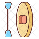 Mcanoe Camping Icon